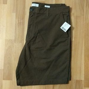 UO Men's Chocolate Brown Shorts Size 36